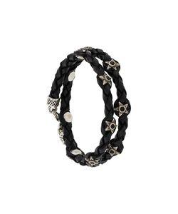 Andrea D'amico | Star Stud Braided Bracelet