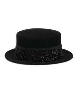 Maison Michel   Felt Auguste Hat Medium Wool Felt