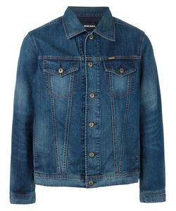 Diesel | Stonewashed Denim Jacket Xxl Cotton
