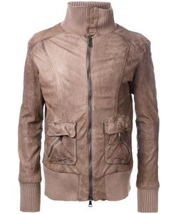 Giorgio Brato | Patch Pocket Jacket 54 Leather