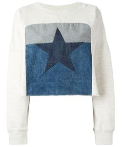 Diesel | Fane Cropped Sweatshirt Xs Cotton/Polyester