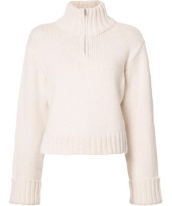 PROTAGONIST | Ribbed Trim Jumper Medium Wool/Virgin Wool/Cashmere