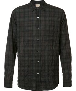 BALDWIN | Frank Crinkle Shirt Medium Cotton