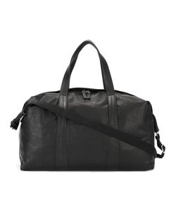 Maison Margiela | Lightweight Weekend Bag Calf Leather/Cotton/Polyester