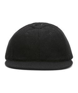 C.E. | Velcro Patch Quilt Cap Cotton/Nylon/Wool
