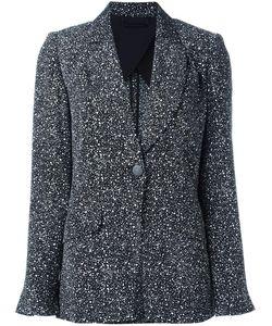 Diane Von Furstenberg   Charlotte Blazer 6 Viscose/Polyester/Spandex/Elastane