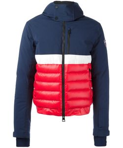 ROSSIGNOL | Odysseus Padded Jacket Small Polyester/Polyamide/Feather Down