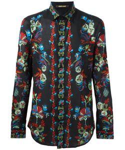 Roberto Cavalli | Print Shirt 40 Cotton