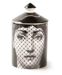 FORNASETTI | Burlesque Candle Pot
