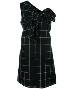 Victoria, Victoria Beckham | Victoria Victoria Beckham Bow Embellished Checked Dress 12