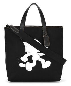 COACH | Felix Whistling Tote Cotton/Leather