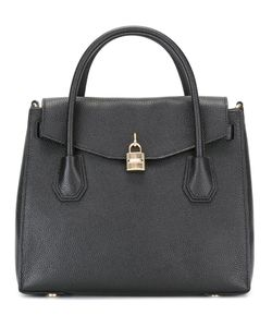 Michael Michael Kors | Detailed Locket Tote Bag Calf Leather