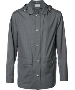 Brunello Cucinelli | Zip Up Lightweight Jacket 50 Silk/Virgin