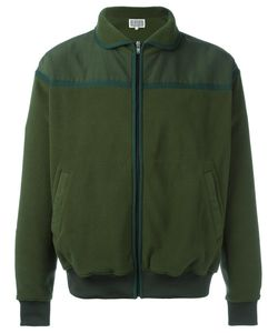 C.E. | Fleece Zip Up Jacket Large Cotton/Nylon/Polyester