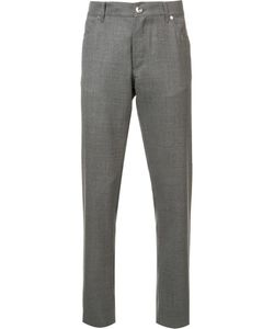 Brunello Cucinelli | Brand Patch Tailored Trousers 46 Wool