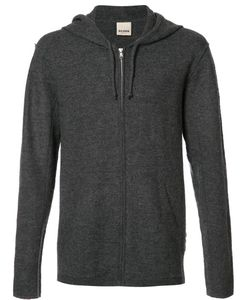 BALDWIN | Ash Zip Up Hoodie Medium Merino