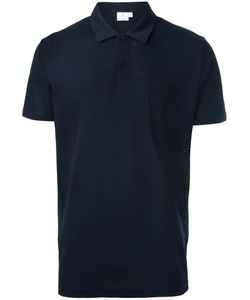Sunspel | Classic Polo Shirt Small Cotton