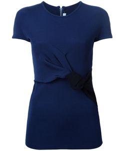 Christopher Esber   Eclipse Knot T-Shirt 10 Spandex/Elastane/Rayon/Nylon
