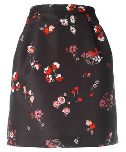 Red Valentino | Print Skirt 40 Polyester