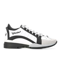 Dsquared2 | 551 Sneakers 38 Calf Leather/Leather/Rubber/Polyester