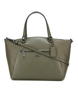COACH | Medium Double Handles Tote Leather