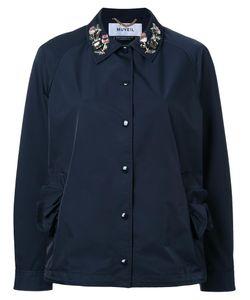 Muveil | Embellished Collar Jacket 36 Polyester
