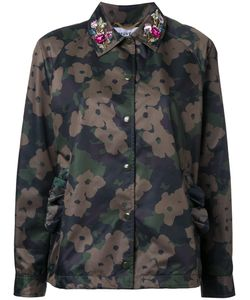 Muveil | Camouflage Jacket 36 Polyester