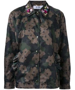Muveil | Camouflage Jacket 38 Polyester