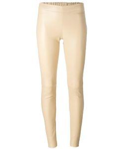 Joseph | Plain Leggings 36 Lamb Skin/Cotton/Spandex/Elastane