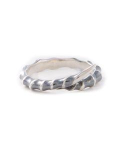 SHAUN LEANE | Horn Ring Adult Unisex 62