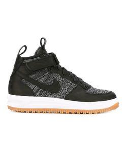 Nike | Lunar Force 1 Flyknit Workboot Sneakers 8.5