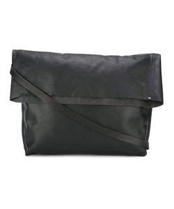 WERKSTATT:M NCHEN   Werkstattmünchen Strap Detail Shoulder Bag Adult Unisex Calf Leather