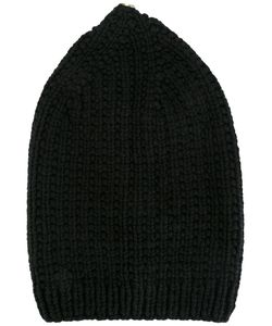 WERKSTATT:M NCHEN   Werkstattmünchen Cap Field Button Adult Unisex Cashmere