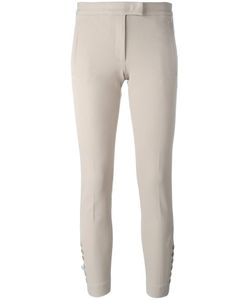 Joseph | Skinny Cropped Trousers 36 Acetate/Polyester/Viscose/Spandex/Elastane