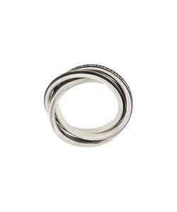 WERKSTATT:M NCHEN   Werkstattmünchen Stylised Ring Adult Unisex Large
