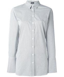 Joseph | Striped Shirt 38 Cotton/Polyamide/Spandex/Elastane