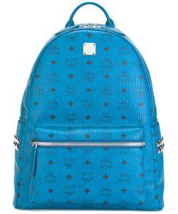 MCM   Stark Medium Backpack Leather