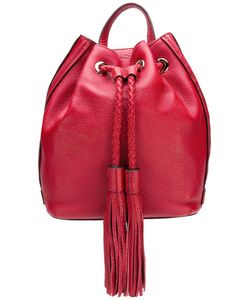 Rebecca Minkoff | Tassel Detail Backpack Leather