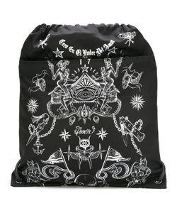 Givenchy | Tattoo Print Backpack Polyamide/Acrylic