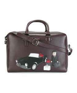 Dolce & Gabbana | Mediterraneo Holdall Leather