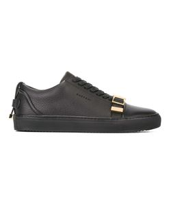Buscemi | Buckle Detail Sneakers 41 Leather/Rubber