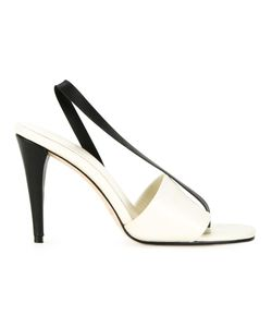 Dion Lee | Silicone Heel 36 Leather