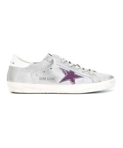 Golden Goose | Deluxe Brand Super Star Sneakers 38 Leather/Cotton/Rubber