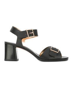 Robert Clergerie   Pomav Sandals 39 Leather/Rubber