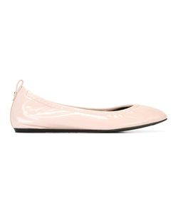 Lanvin | Classic Ballerinas 40 Calf Leather/Leather