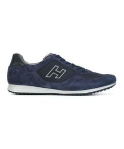 Hogan | Panelled Sneakers 5.5 Suede/Leather/Nylon/Rubber