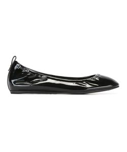 Lanvin | Classic Ballerinas 35.5 Calf Leather/Leather