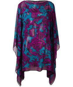 Versace | Baroque Dress 40 Silk