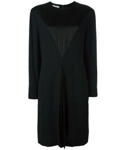 Christian Dior Vintage | Satin Bib Dress 46