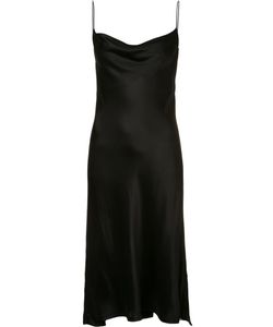 PROTAGONIST | Draped Slip Dress Xs Viscose